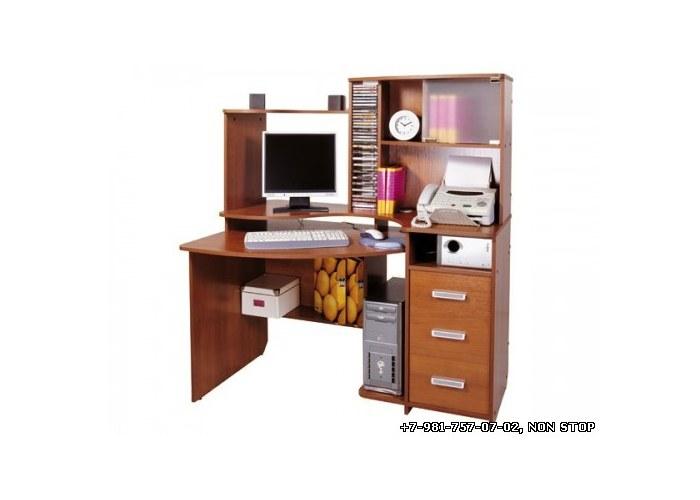 Стол компьютерный 8 Янтарь купить по цене 6880.00 в компании.